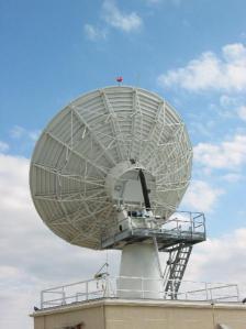 Sistema de vigilancia radar. Foto AENA