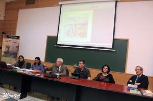 Jornada de APAS sobre extinción de incencios. Imagen APAS