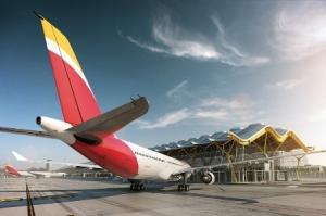 Iberia bautizará uno de sus aviones como Felipe VI. Imagen: Iberia
