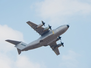 Imagen del A400M./ Airbus