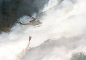 La mitigación de riesgos es fundamental en la extinción de incendios