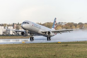 A321 de American Airlines. Foto: American Airlines