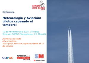 El COPAC participa en la Semana de la Ciencia de Madrid