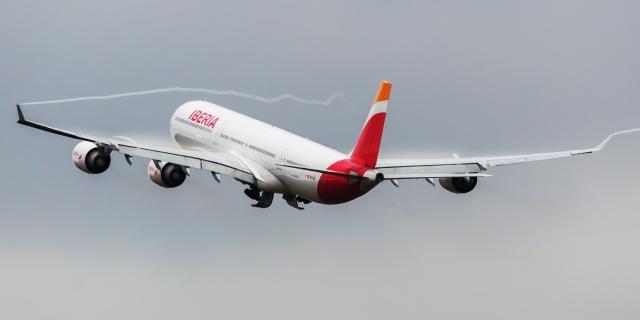 Foto A340-600 de Iberia